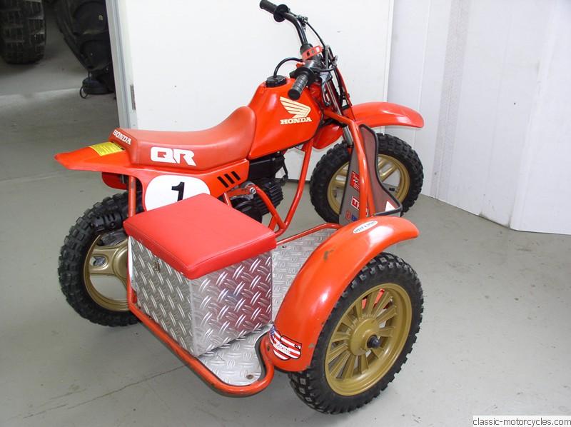 Cape Girardeau Honda >> 1990 Honda QR 50 with Sidecar | Classic Motorcycles