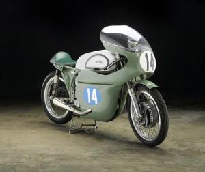 1961 Beart Norton Manx 350cc Manx Racer