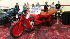 1950 Moto Guzzi Ercole