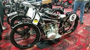 1927 BMW R47 Racer
