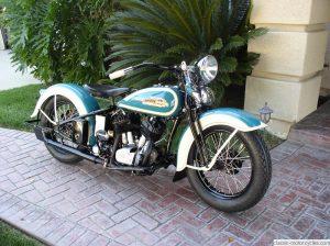 1936 Harley Davidson VLH