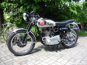 1959 BSA Gold Star DBD34 Clubman