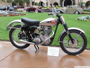 1959 BSA Gold Star Scrambler