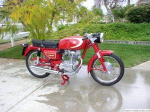1962 Ducati 200 GT