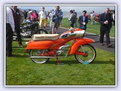 1965 DKW Hummel.