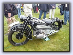 1934 BMW R7 - the show winner, which came from Munich, Germany.