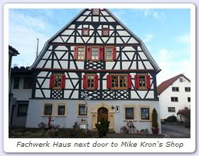 Fachwerk Haus by Mike Kron