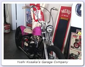 Yoshi's Garage Company